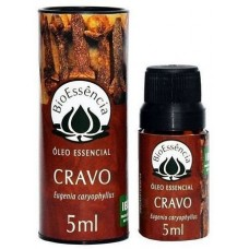 Óleo Essencial - Cravo 5 ml
