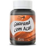 Guaraná com Açaí 500mg 60caps