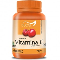 Vitamina C (1 ao Dia) 550mg 60 caps