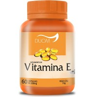 Vitamina E 250mg 60 caps